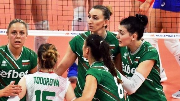 Диагоналът на женския ни национален волейболен отбор Силвана Чаушева коментира