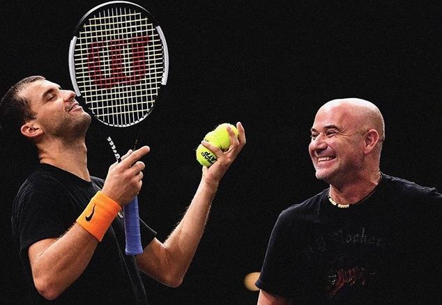 Най-добрият ни тенисист Григор Димитров участва в специален проект на