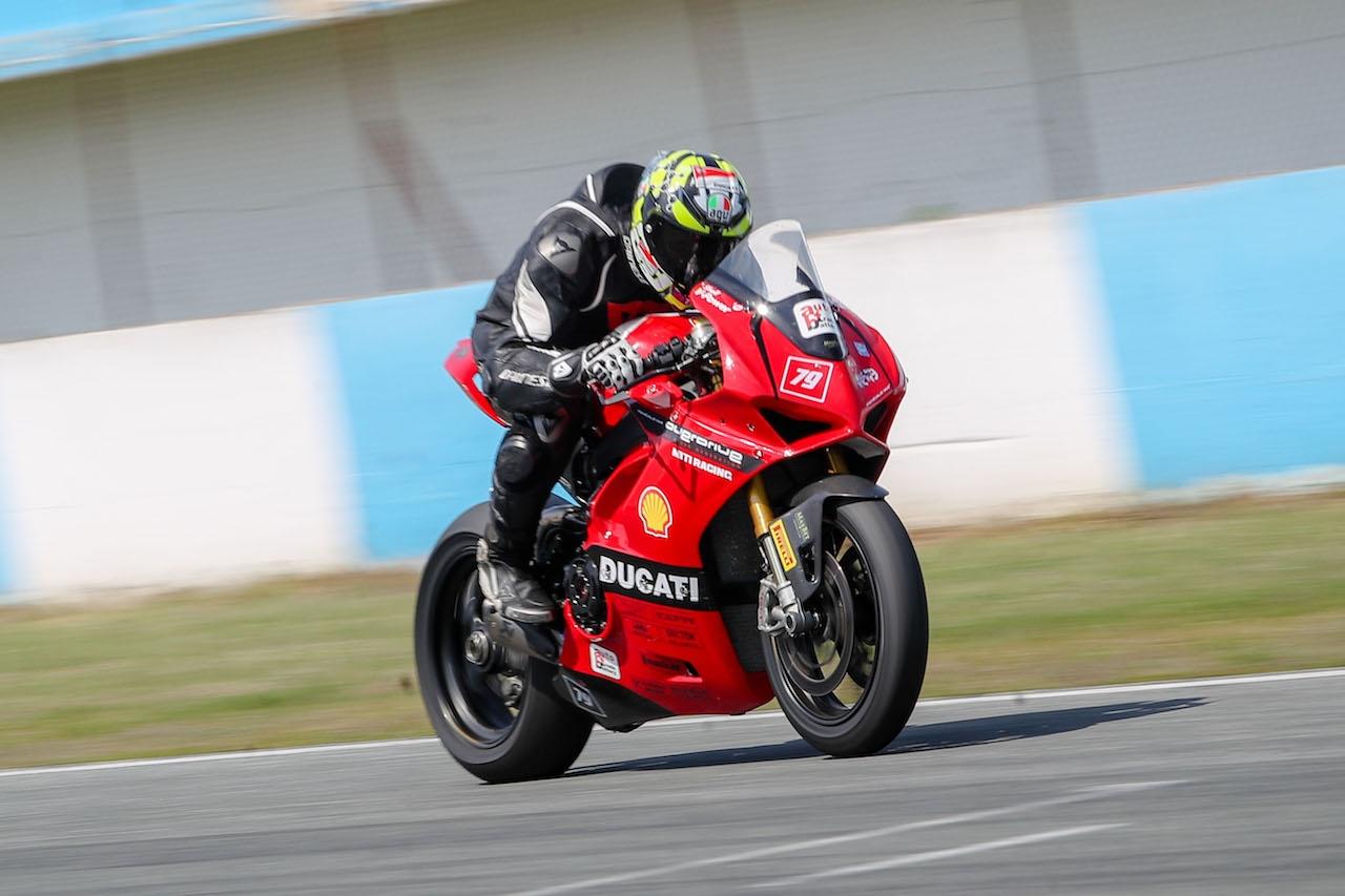 BMU европейският шампионат по мотоциклетизъм на писта се завръща в