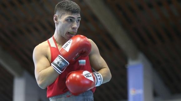 Голямата надежда на България за силно представяне в боксовия турнир