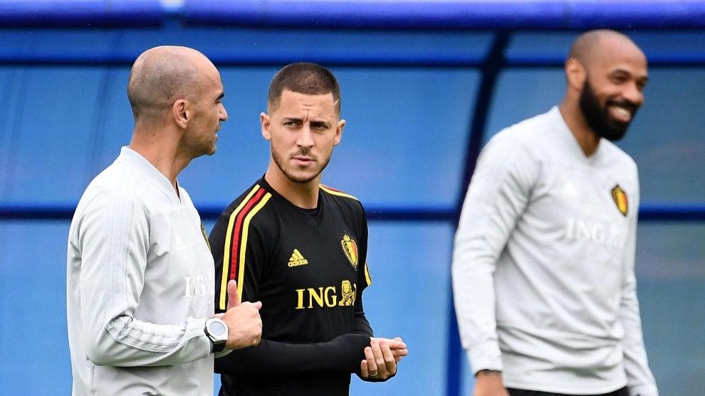 Селекционерът на Белгия Роберто Мартинес е сигурен, че Реал Мадрид