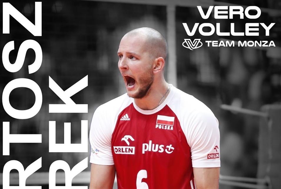 Полският национал и MVP на Световното първенство Бартош Курек стана