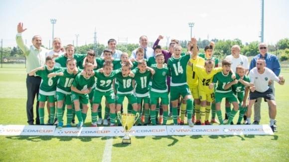 Снимка: Наградиха най-добрите отбори и играчи на VIVACOMCUP