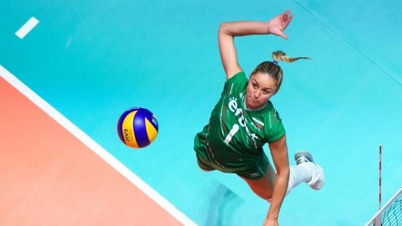 Националката Гергана Димитрова продължава кариерата си в Турция. 23-годишната волейболистка,