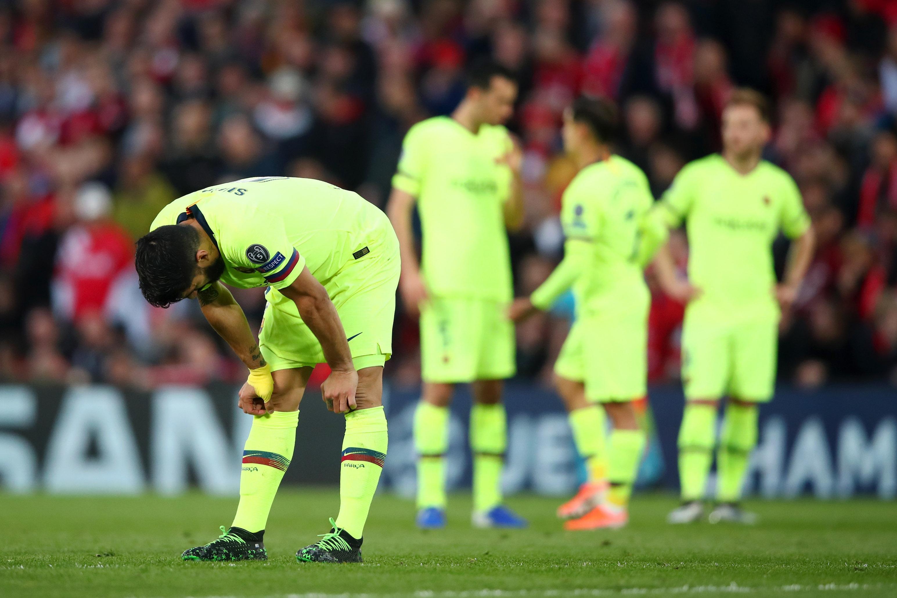 Нападателят на Барселона Луис Суарес призна, че много трудно е
