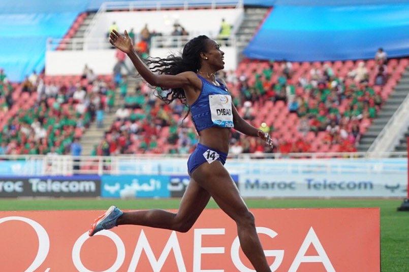 Световната шампионка на 1 500 метра в зала Гензебе Дибаба