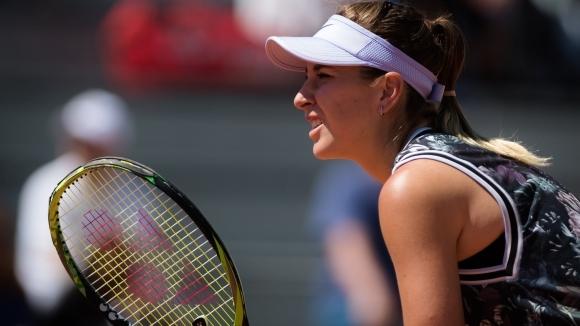 Швейцарката Белинда Бенчич започна с победа участието си на турнира