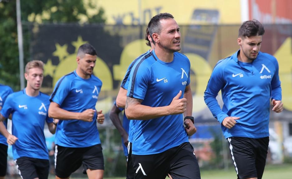 Отборът на Левски е поставен в Група 5 за жребия
