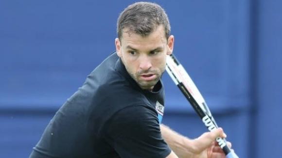 Григор Димитров започва днес своя поход към титлата на турнира