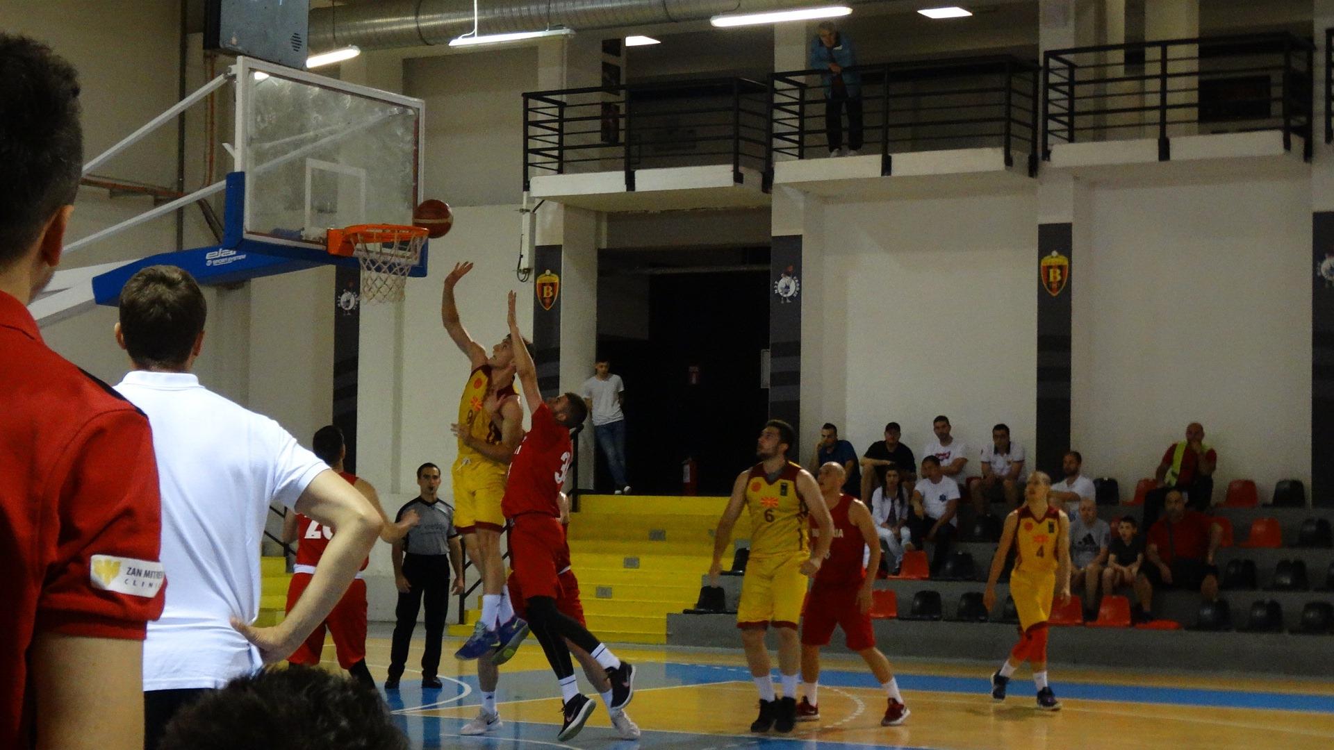 Младежкият ни национален отбор по баскетбол записа първа победа в