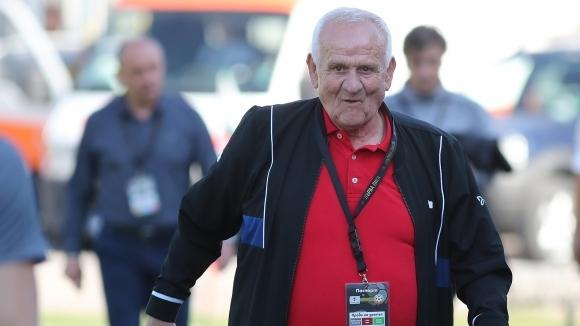 ЦСКА-София чака още един футболист. Това разкри консултантът на