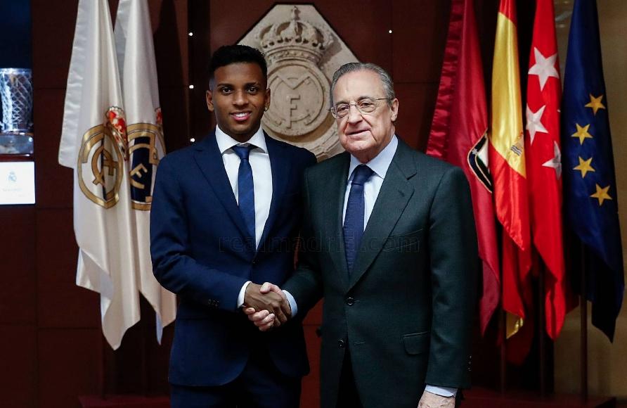 Президентът на Реал Мадрид Флорентино Перес е убеден, че клубът