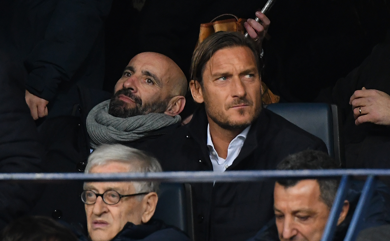 Вицепрезидентът на Рома Мауро Балдисони коментира изказванията на Франческо Тоти,