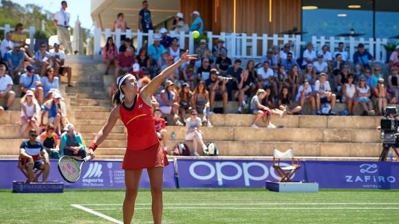 Шампионката от 2017 година Анастасия Севастова се класира за втория