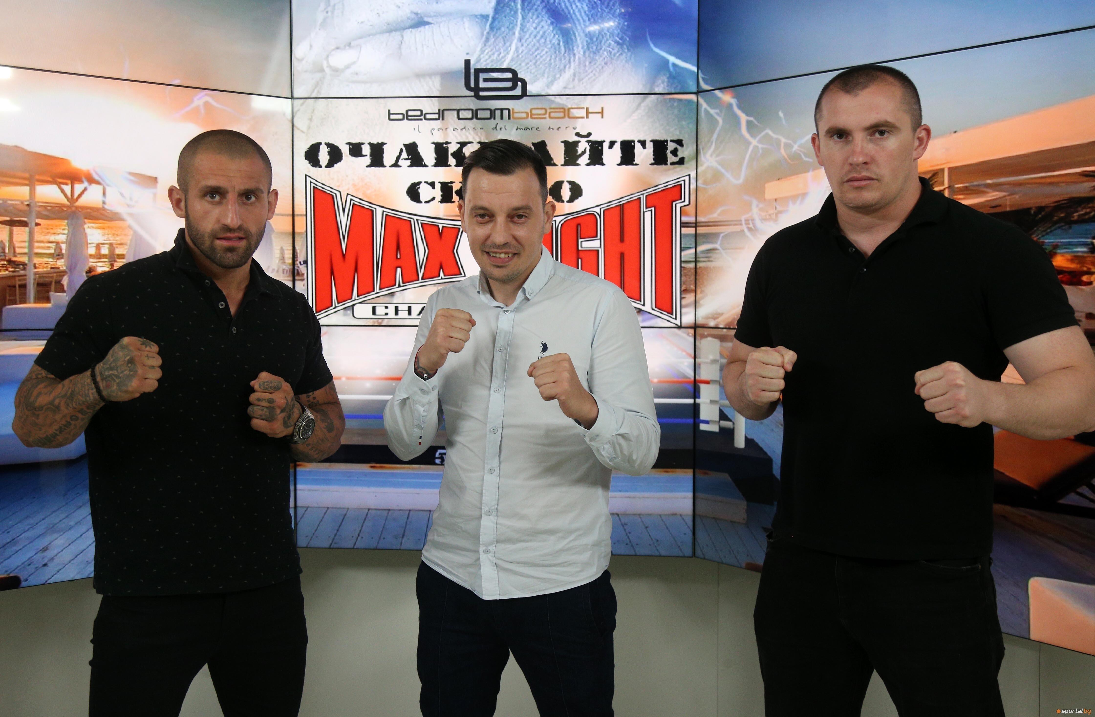 Здрави боксови битки ще има на предстоящата гала на бойните