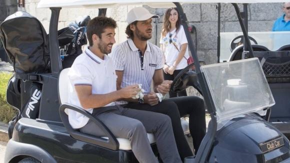 Двама от най-добрите испански двойкови тенисисти – Фелисиано Лопес и