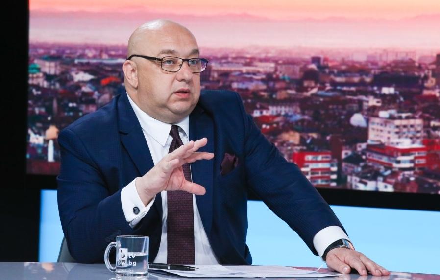 Министърът на младежта и спорта - Красен Кралев, заяви в
