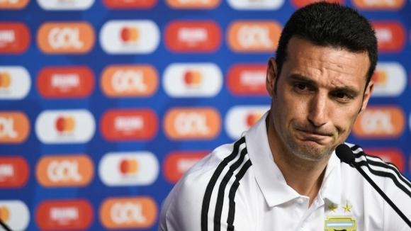 Старши треньорът на Аржентина Лионел Скалони вярва, че успехът в