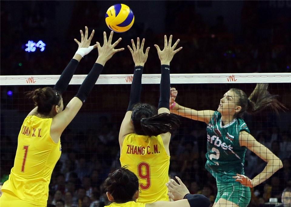 Капитанката на женския ни национален отбор по волейбол за последните