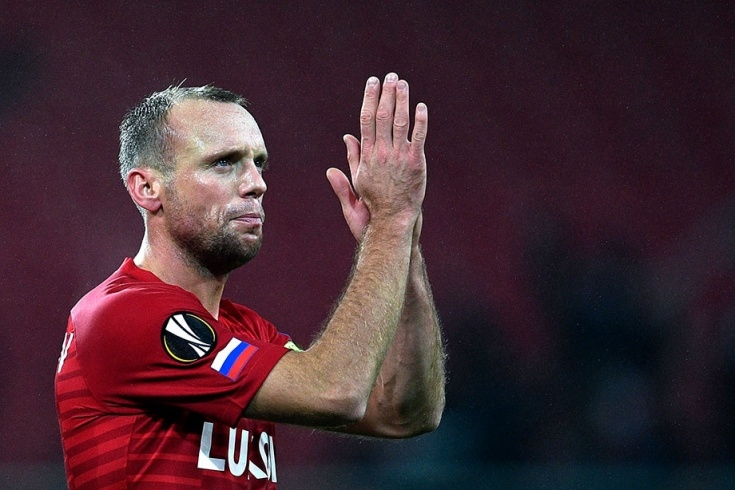 Ръководството на Спартак (Москва) обяви, че клубът се разделя с