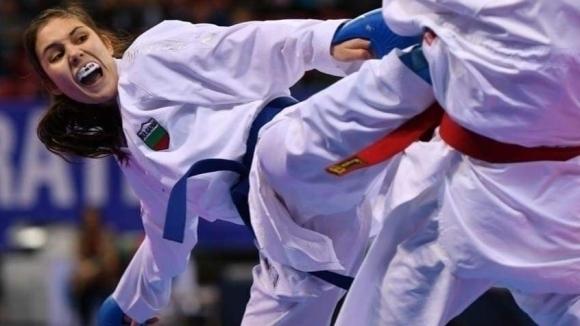 Най-добрата българска каратека Ивет Горанова ще се бие със счупен