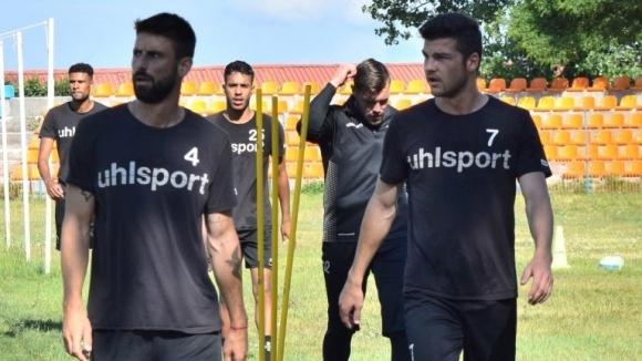 Представителният отбор на Локомотив (Пловдив) излиза утре (21.06) срещу Сабаил