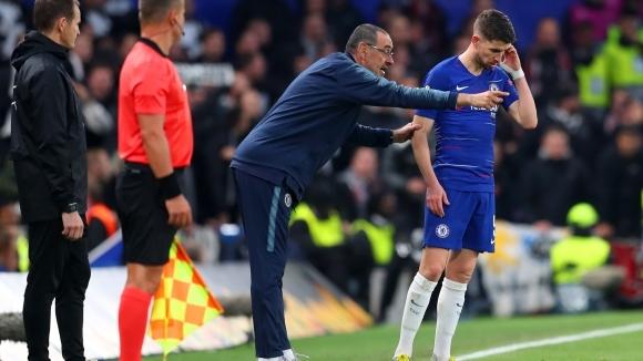 Халфът на Челси Жоржиньо може да се завърне в Серия