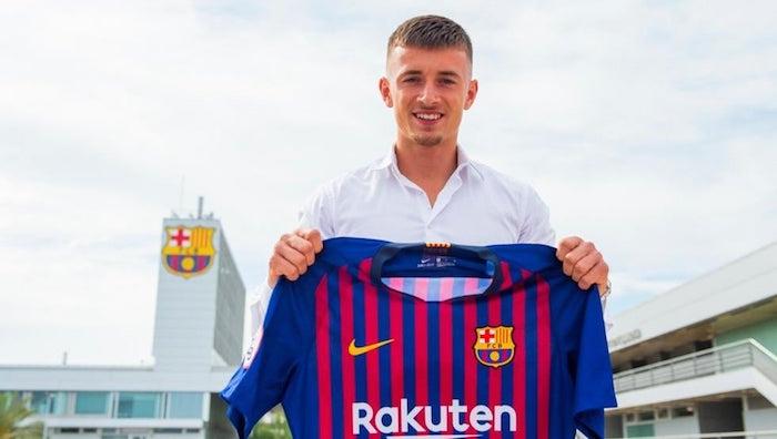 Барселона се сдоби с изненадващо ново попълнение. Каталунският гранд подписа