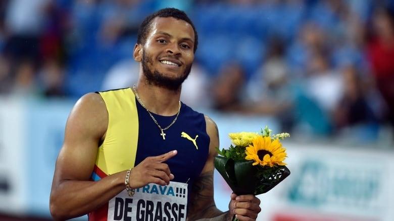 Носителят на три олимпийски медала в спринта от Рио де