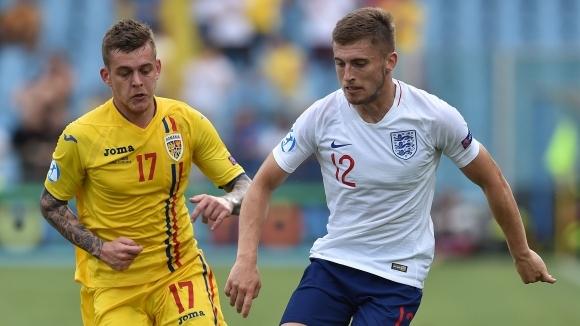 Националният отбор на Румъния до 21 години е приятната изненада