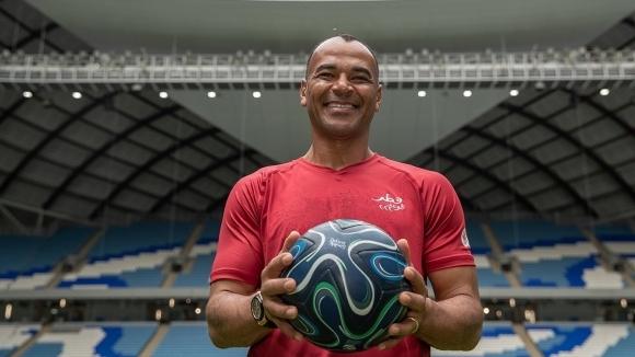 Двукратният световен шампион с Бразилия Кафу бе избран за посланик