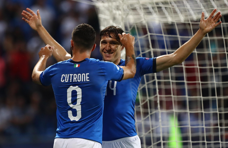 Националният отбор на Италия до 21 години завърши с победа
