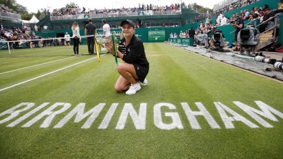 Ашли Барти е новата световна номер 1 в женския тенис,