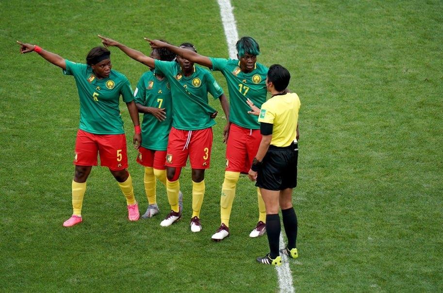 Отборът на Камерун приключи участието си на световното първенство за