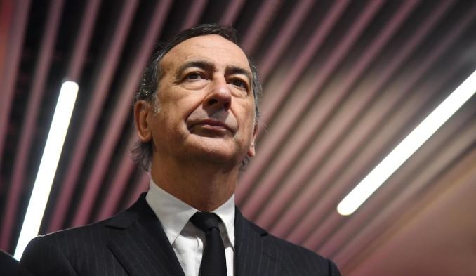 Кметът Милано Джузепе Сала заяви, че скоро няма да се