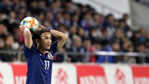 Японският национал Такаши Усами напуска Аугсбург, за да се завърне