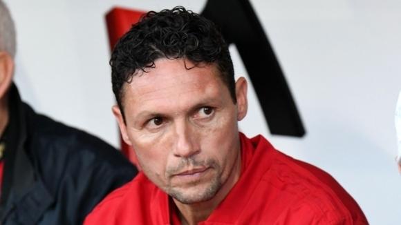 Треньорът на ЦСКА-София Добромир Митов сподели мнението си за контролата