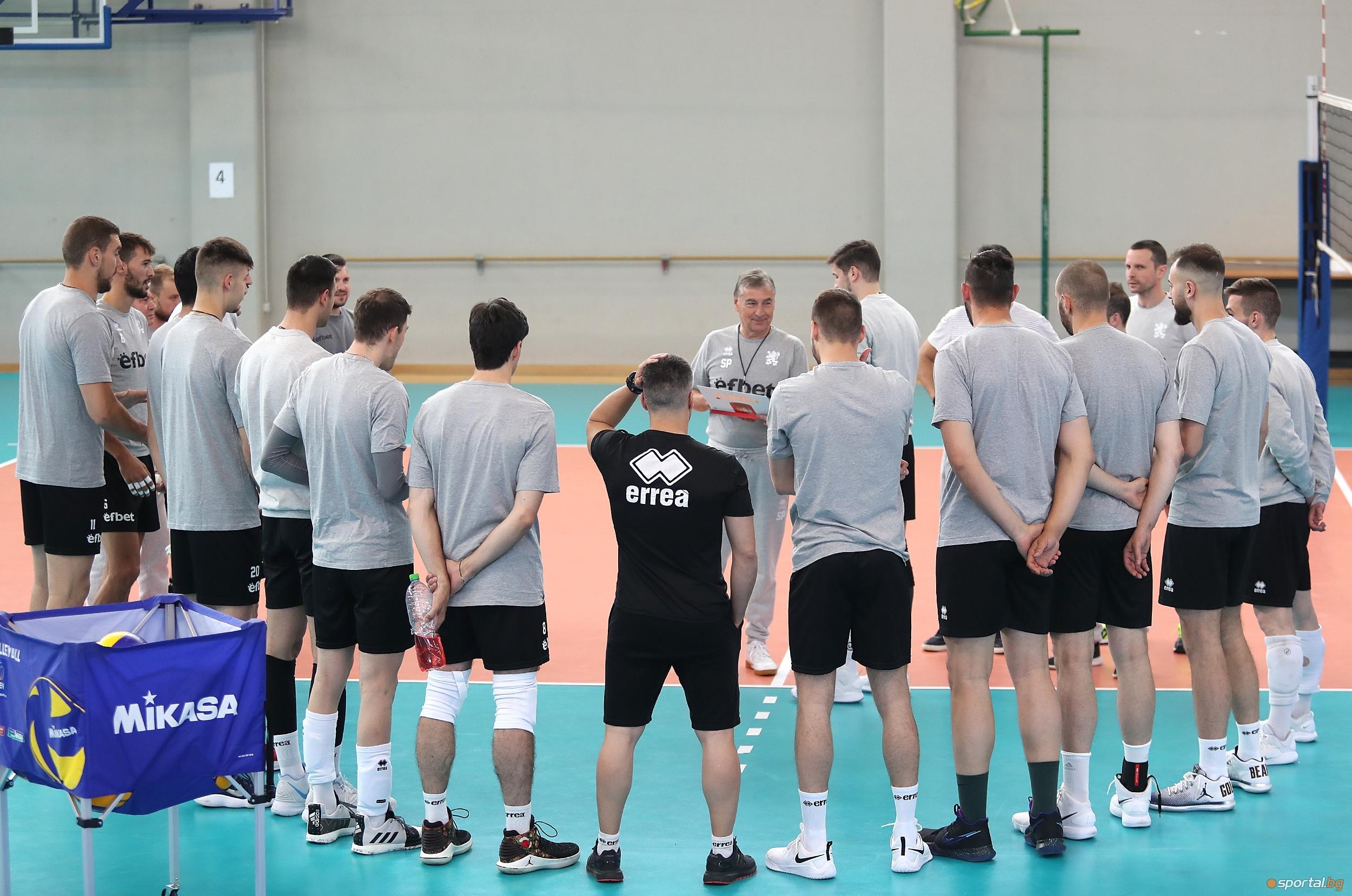 България събира всичките си звезди за последния уикенд от волейболната