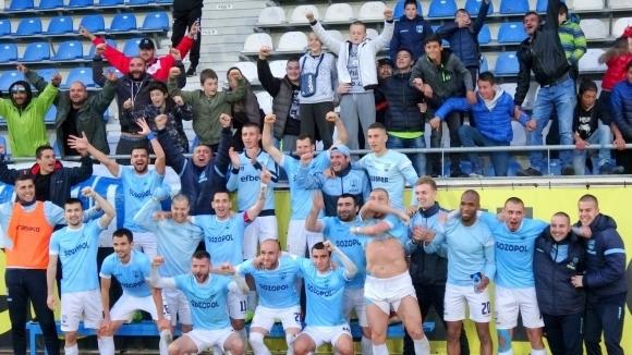 Отборът на ФК Созопол стартира днес своята подготовка за новия