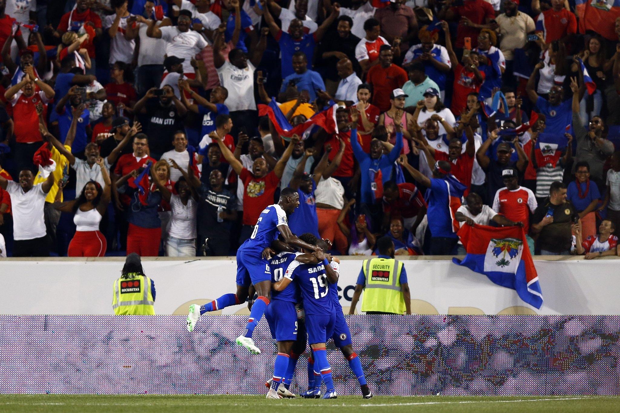Коста Рика изненандващо загуби от Хаити с 1:2 на турнира
