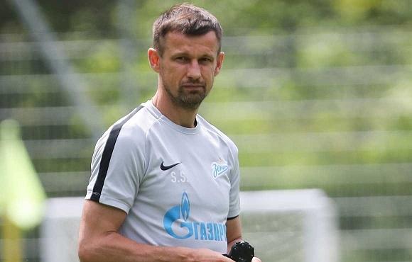 Старши треньорът на Зенит Сергей Семак остана доволен от победата
