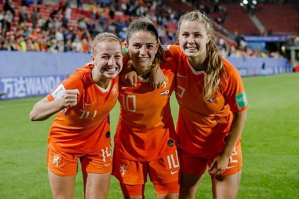 Холандия намери място сред четвъртфиналистите на световното първенство за жени