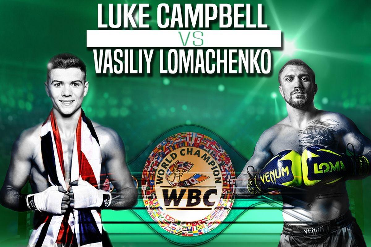 Васил Ломаченко ще защита две от световните си титли в