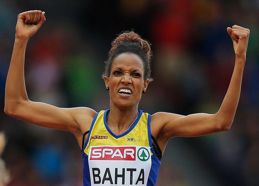 Европейската шампионка на 5000 метра за 2014 година Мераф Бахта
