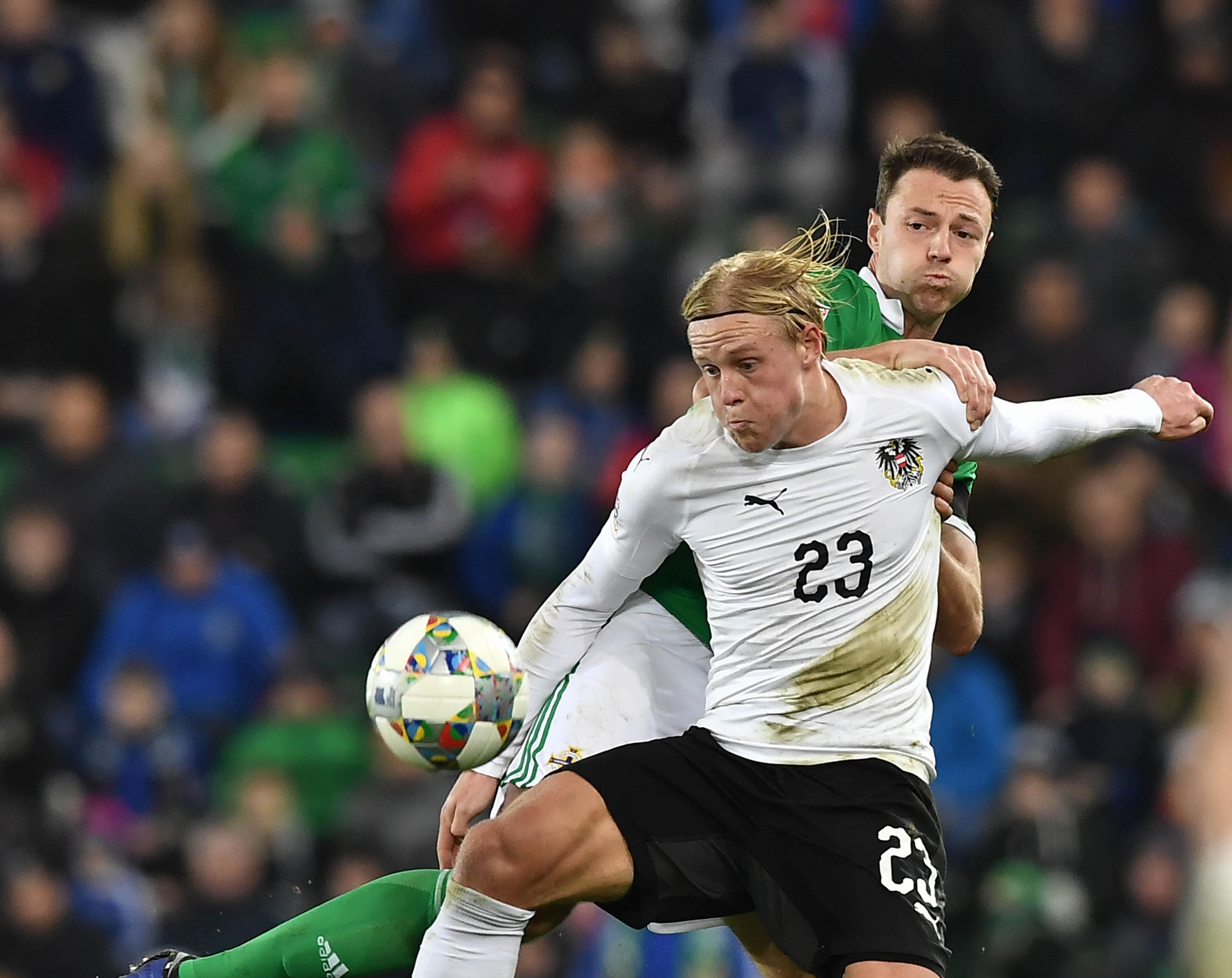 Класиралият се за участие в Лига Европа тим на Волфсбург