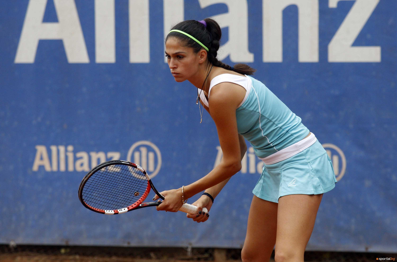 Българката Изабелла Шиникова отпадна във втория кръг от квалификациите на