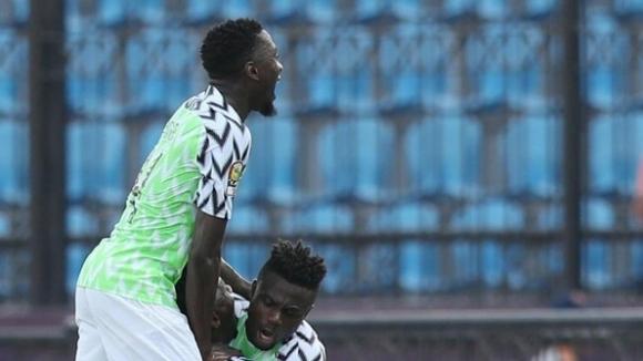 Отборът на Нигерия надделя с 1:0 над Гвинея в среща
