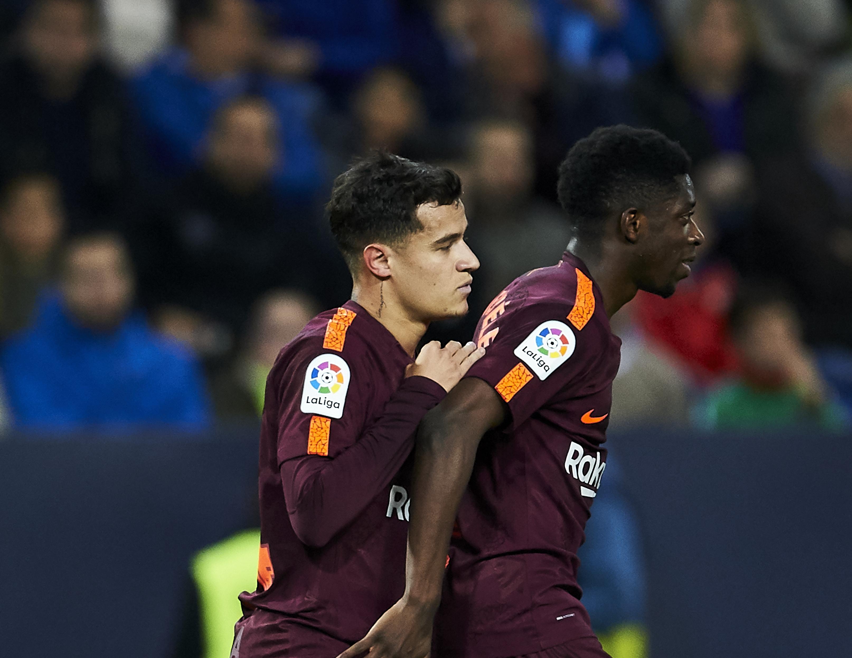 От Барселона не са готови да извадят колосална сума за