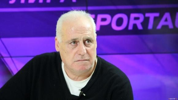 Легендарният капитан на ЦСКА и българския национален отбор Георги Димитров