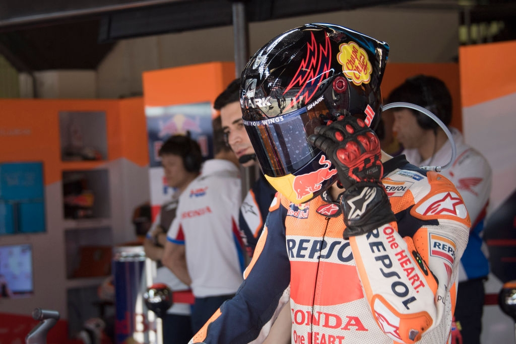 Пилотът на Honda Хорхе Лоренсо пропуска остатъка от състезателния уикенд